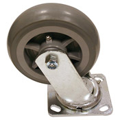 "Great Lakes Caster 6"" Swivel Semi-Pneumatic Caster - Miscellaneous Parts"