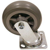 "Great Lakes Caster 6"" Swivel Polyurethane Caster"