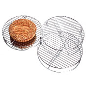 Focus Chrome-Plated Cooling Racks