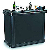 Carlisle Maximizer Portable Bar - Portable Bars