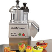 Robot Coupe CL50 Gourmet Food Processor - Automatic Food Processors