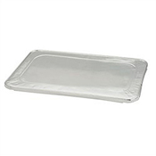 Durable Packaging Full Size Disposable Steam Table Pan Lids - Disposable Cookware