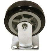 "Great Lakes Caster 8"" Swivel Polyurethane Caster - Miscellaneous Parts"