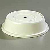 "Carlisle Polyglass 10 1/4"" - 10 5/8"" Plate Cover - Carlisle"