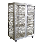 New Age 97621 Mobile Security Cage