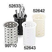 Vollrath Stainless Steel Flatware Cylinders - Vollrath Warewashing and Handling Supplies