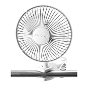 "Air King Commercial 6"" Clip On Fan - Sale"