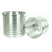 Economy 80 Qt Aluminum Steamer Basket