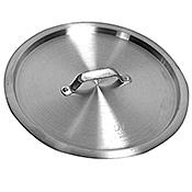 Economy 10.0 qt Aluminum Sauce Pot Lid