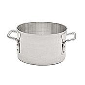 Economy 5 qt Aluminum Sauce Pot