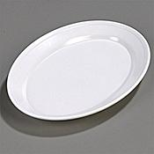 "Carlisle 12"" x 8-1/2"" Oval Platters - Servingware"