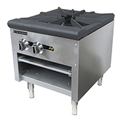 FSE Black Diamond BDCTSP-1 Stock Pot Burner - Foodservice Essentials