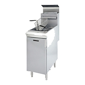 FSE Black Diamond BDGF-90 90 BTU Gas Fryer - Foodservice Essentials