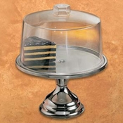 American Metalcraft Base & Cover Set - Cake Stands