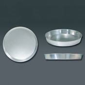 "American Metalcraft Aluminum 9000 Series Pan 1.125"" Deep Tapered - 5"" - American Metalcraft"