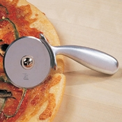 American Metalcraft Aluminum Handle Pizza Cutter - American Metalcraft