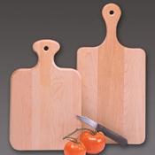 "American Metalcraft 8-1/16""W Wood Bread Board - American Metalcraft"