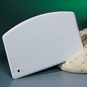 American Metalcraft Bowl Scraper/Dough Scraper/Cake Decorator - Spatulas