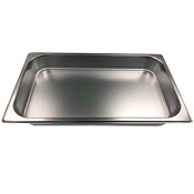 American Metalcraft Ensemble Rectangular Chafer Food Pan - American Metalcraft