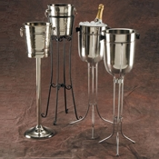 American Metalcraft Champagne Stand Only - American Metalcraft