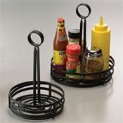 "American Metalcraft 8""Dia. Flat Coil Condiment Basket - American Metalcraft"