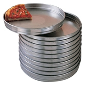 "American Metalcraft HA5108 8"" Heavy Alum 5100 Series Pan 1.5"" Deep - American Metalcraft"
