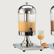 American Metalcraft (1) 8-1/2 qt Juice Dispenser - American Metalcraft