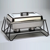 American Metalcraft Stackable Chafer Frame - American Metalcraft