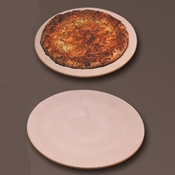 "American Metalcraft 13"" Round Pizza Stone - Pizza Supplies"