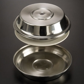 "American Metalcraft UB70 Thermo-Dri Set For Plates 10-9/16"" to 11-1/2"" D - American Metalcraft"