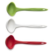 Kitchen Prep Utensils - Dippers and Ladles