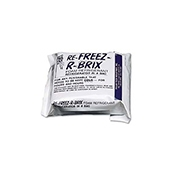 San Jamar B6180 B6180 EZ-Chill Refreezable Ice Packs - Ice Packs