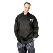 BVT-Chef Revival (J016-4X) 4X-Large Cotton Cuisinier Jacket - BVT-Chef Revival