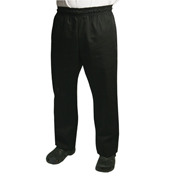 BVT-Chef Revival (P020BK-XL) XL Baggy Chef Pant - BVT-Chef Revival