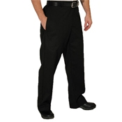 BVT-Chef Revival Large Black Chef Trousers