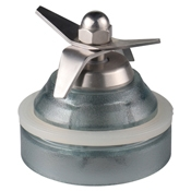 Bar Maid Stainless Steel Blade Assembly - Blender Parts and Accessories