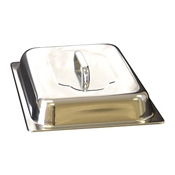 Benchmark USA 56747 Half Size Domed Lid - Steam Table Pan Lids