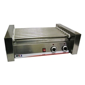 Benchmark USA 62020 20 Dog Roller Grill - Hot Dog Equipment and Supplies