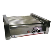 Benchmark USA 62030 30 Dog Roller Grill - Hot Dog Equipment and Supplies