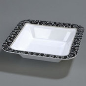 "Carlisle 14"" Square Bowl - Servingware"