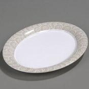 "Carlisle 17"" x 13"" Oval Platter - Servingware"