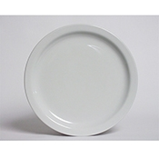 Tuxton CLA-064 Colorado Plates - Dinner Plates