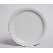 Tuxton CLA-104 Colorado Plates - Dinner Plates