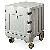 Cambro Half Height Combo Cart