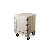 Cambro Half Height Combo Cart w/Security Hardware
