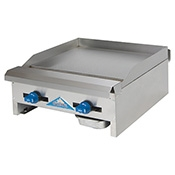 Comstock EG24 Griddle - Countertop Gas Commercial Griddles
