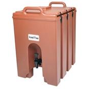 Cambro 10 Gallon Plastic Latch Camtainer