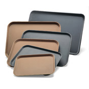 "Carlisle 20.25"" x 15"" Rectangular Trays - Serving Trays"