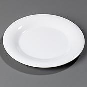 "Carlisle 10.5"" Dinner Plate Wide Rim - Dinner Plates"