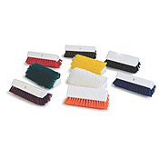 """Carlisle 10"""" Sparta Spectrum Hi-Lo Floor Scrub Brush - Cleaning Brushes"""
